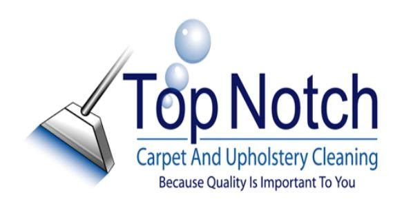 Top Notch Carpet and Upholstery Cleaning Logo